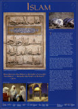 World Religions - Islam Wall Poster
