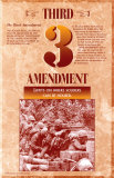 The Bill of Rights - Third Amendment Prints