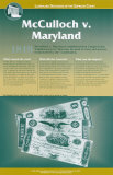McCulloch v. Maryland, Landmark Decisions of the Supreme Court posters