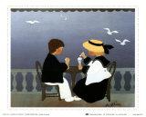 Glace a la Vanille Print by Diane Ethier