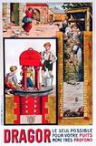 Dragor - Pour Votre Puits (c.1935) Collectable Print by  Jelb