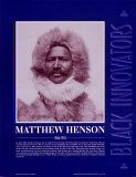 Great Black Innovators - Matthew Henson Prints