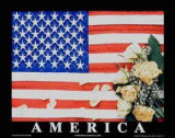 America - In Remembrance of September 11, 2001 Prints
