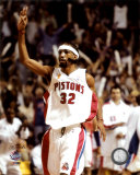 Richard Hamilton - 2004 NBA Championship Photo