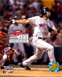 Johnny Damon - 2004 World Series Photo