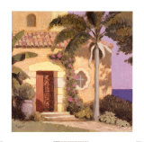 Calle Ensenada Print by William Buffett