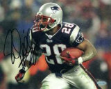 Corey Dillon - Hand Signed Photograph Photo