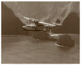 Inter-Island Airways, Sikorsky S-43, North Shore, Molokai, Hawaii, 1937 Prints by Paul Sidney Grade