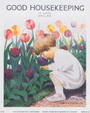 Good Housekeeping, April 1919 Taide tekijänä Jessie Willcox-Smith