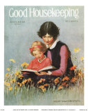 Good Housekeeping, September 1926 Posters tekijänä Jessie Willcox-Smith