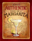 Margarita Posters by Lisa Audit