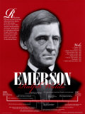 Ralph Waldo Emerson Poster