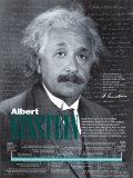 Albert Einstein - Poster
