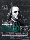 Ben Franklin Obrazy