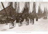 Tour de France, 1930's Art