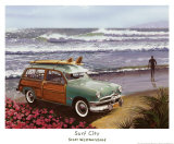 Surf City Art by Scott Westmoreland