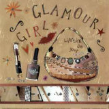 Glamour Girl Posters by Katherine &amp; Elizabeth Pope