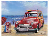 Surfin' USA Print by Scott Westmoreland