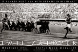 Emil Zatopek: 1952 Triple Gold Medalist Posters