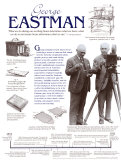George Eastman Wall Poster