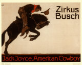 Jack Joyce, American Cowboy Prints by Jack Busch