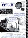 Thomas Edison Plakát