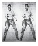 Elvis, 1963 Plakater af Andy Warhol