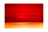 Romance at Sunset Posters av Kenny Primmer