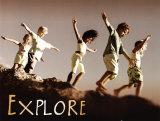 Explorer Poster