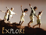 Explore Poster