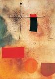 Sans titre, 1935 Posters par Joan Miró