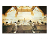 The Sacrament of the Last Supper, c.1955 Prints by Salvador Dal&#237;