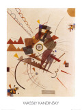 All Around Posters par Wassily Kandinsky