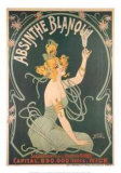 Absinthe Blanqui Posters by  Nover