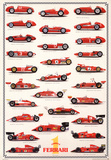 Ferrari Formula I - International Edition Posters