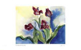 Jeff`s Tulips Limited Edition by Lynn Donoghue