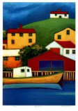 Petty Harbor Limited Edition by Carol Ann Shelton