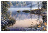 Shades of Autumn Collectable Print by J. Vanderbrink