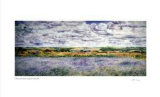 Clouds and Fields Limited Edition by Catherine Perehudoff