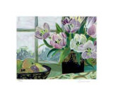 St. Tropez Tulips Limited Edition by Ellen Gunn