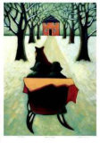 Home at Last Collectable Print by Carol Ann Shelton