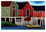 South Shore Collectable Print by Carol Ann Shelton