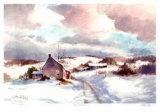 Uxbridge Farm Limited Edition by John Joy