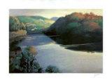 Max Hayslette - Big Clear Creek Sběratelské reprodukce