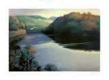 Big Clear Creek Collectable Print by Max Hayslette