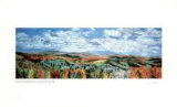 Mountains in Quebec Near Vermont Limited Edition by Catherine Perehudoff