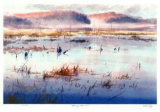 Morning - Holmes Pond Limited Edition by John Joy
