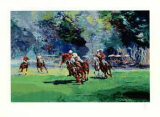 Polo Match - Hook Shot Limited Edition by Mark King