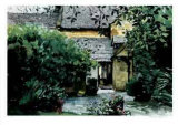 Garden Door Collectable Print by Franklin Arbuckle