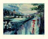 Ponte De Artes Edition limitée par Mark King